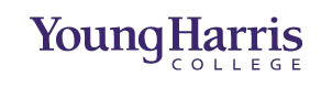 Young Harris College Moodle